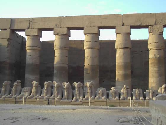 Templo de Kamak